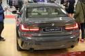 BMW serii 3, tył