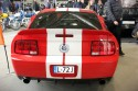 Ford Mustang shelby GT500, tył