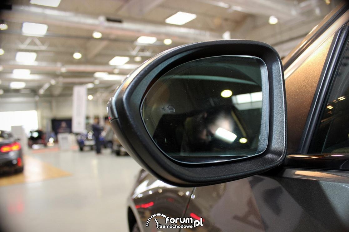 Lusterko zewnętrzne Opel Insignia