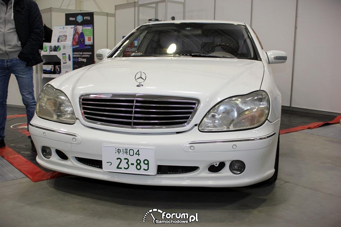 Mercedes-Benz S klasa W220