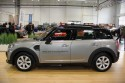 Mini Cooper Countryman, bok