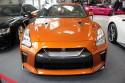 Nissan GT-R, przód