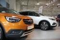 Opel Crossland X, przód