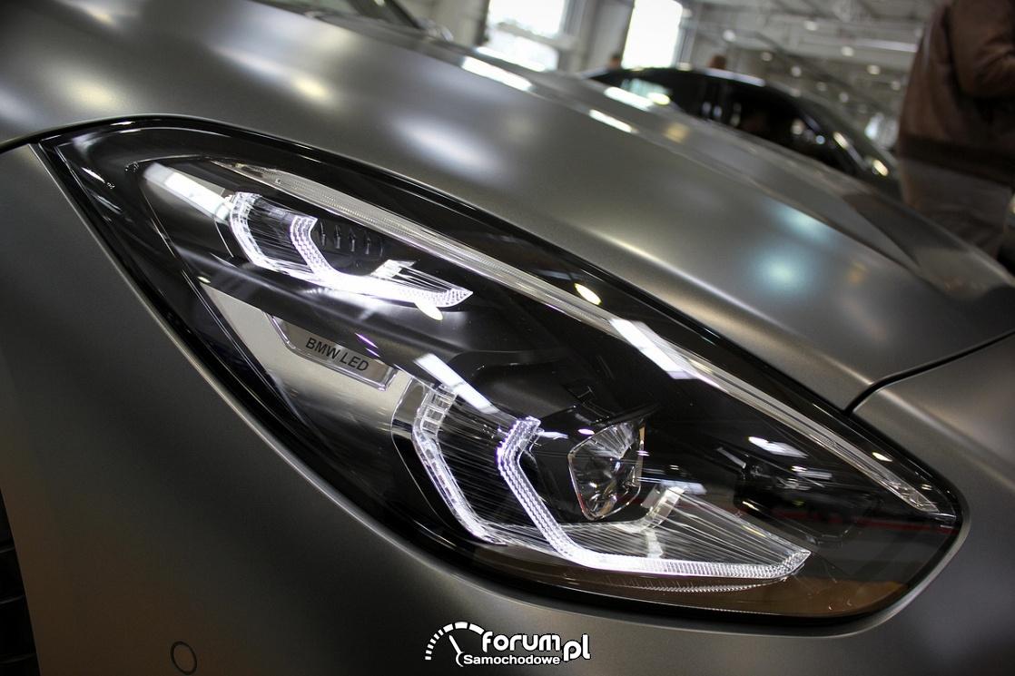 Przedni reflektor LED, BMW Z4