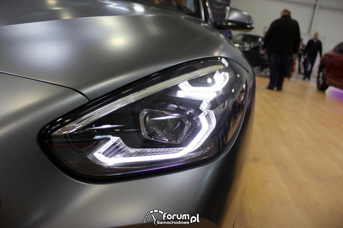 przednie światła LED, BMW Z4