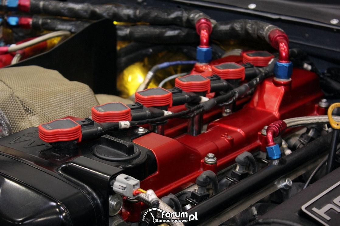 Silnik 2JZ GE nitrous Express Kit, 950KM 1100Nm