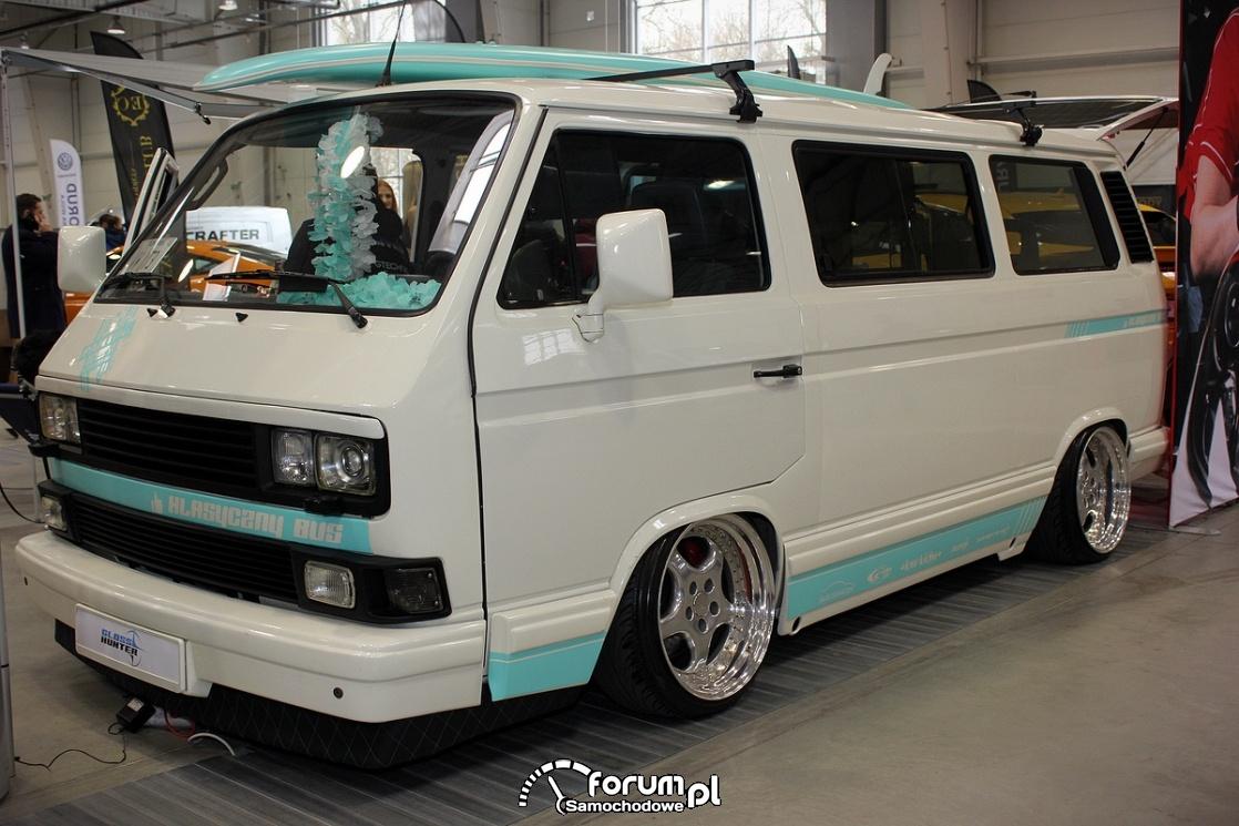 Volkswagen Transporter T3, Campingwagen