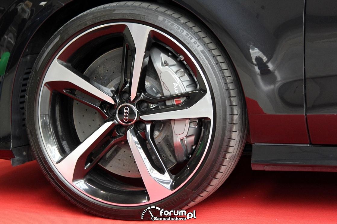Alufelgi 21 cali, Audi