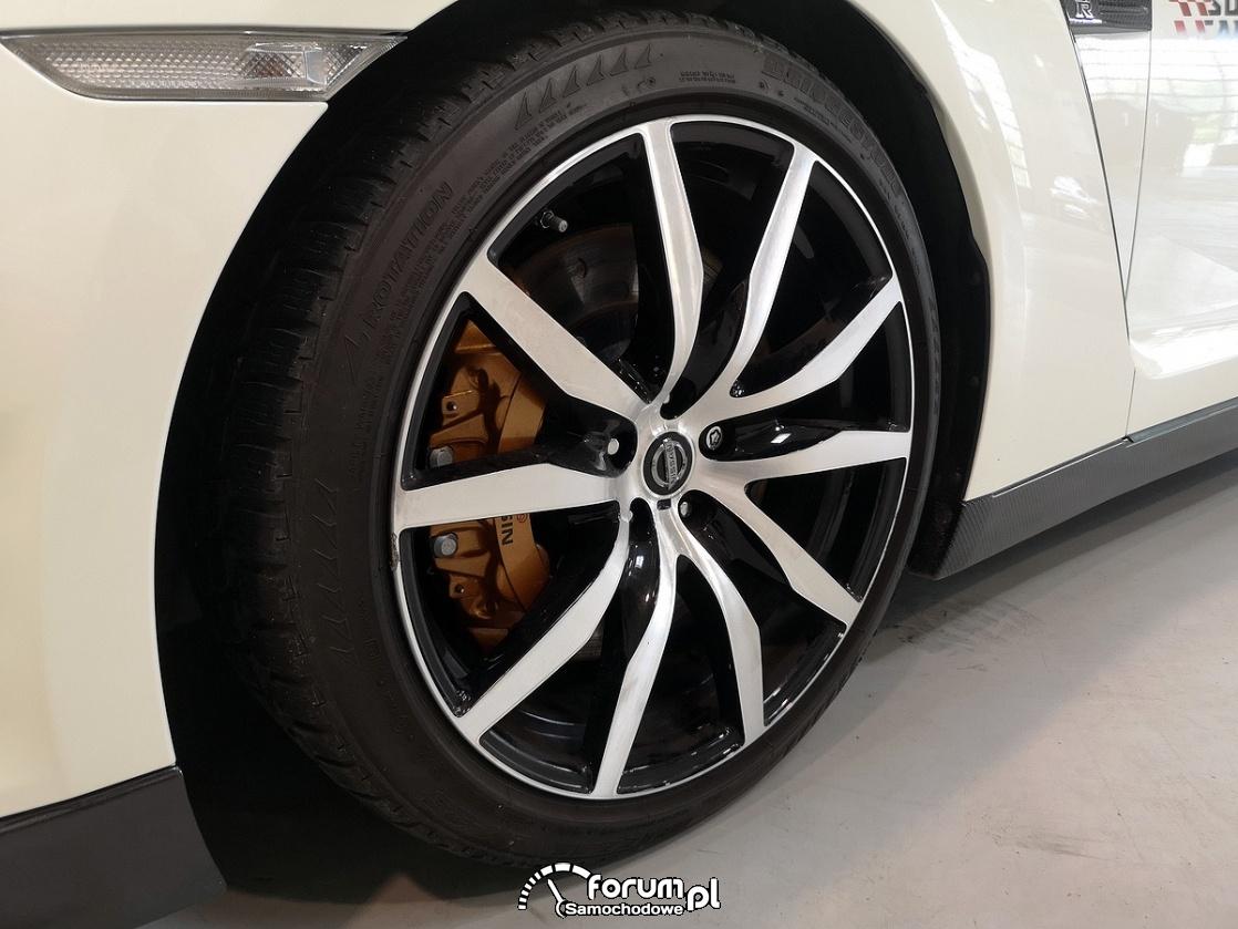 Alufelgi Nissan GTR