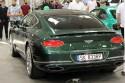 Bentley Continental GT, tył