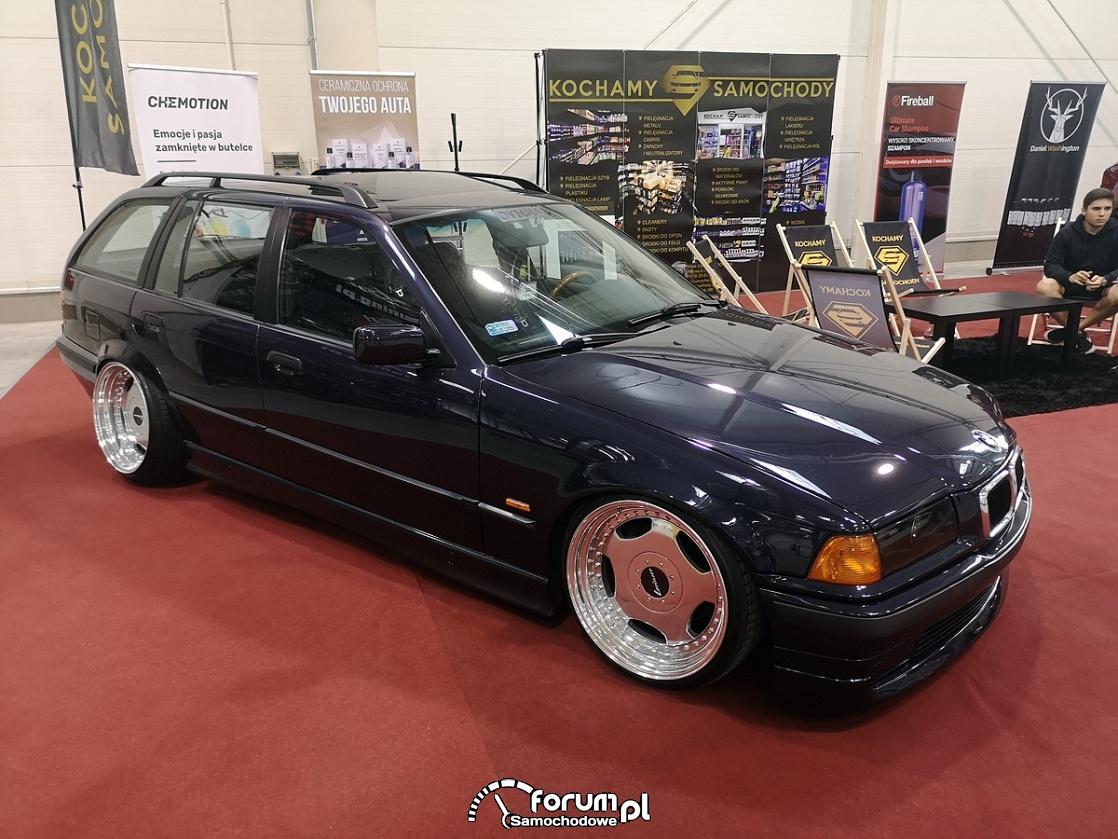 BMW E36 touring, kombi