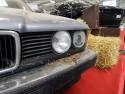 BMW ze stodoły, zapomniane auto