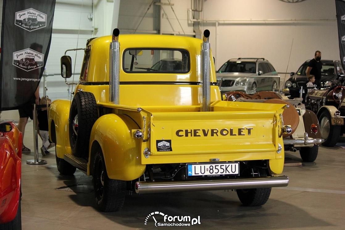 Chevrolet 3100, 1953 rok, tył