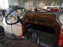 Deluge - Master Fire Fighter, zabytkowy samochód strażacki, miejsce kierowcy