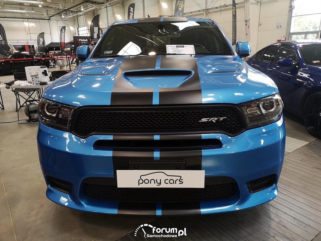 Dodge Durango SRT 392, przód