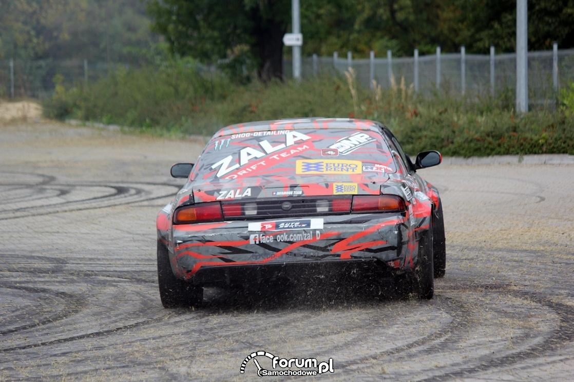Drift, Nissan s14 2JZ 750HP 900Nm, 10