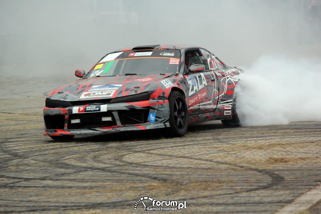 Drift, Nissan s14 2JZ 750HP 900Nm, 2