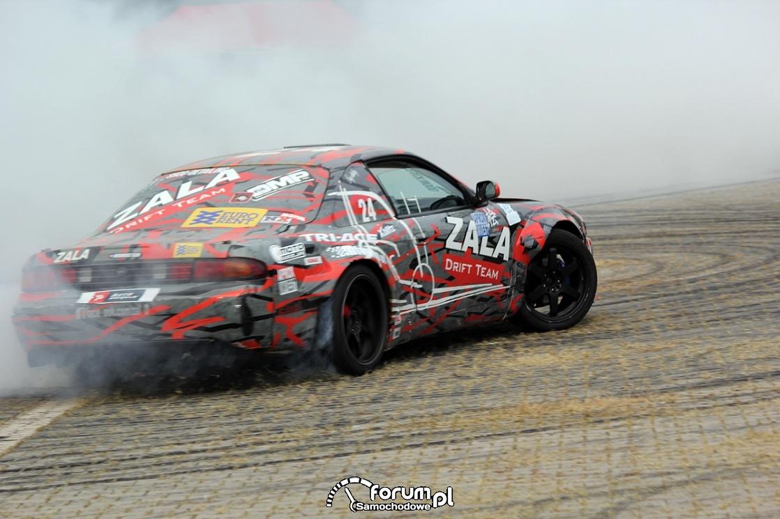 Drift, Nissan s14 2JZ 750HP 900Nm, 3