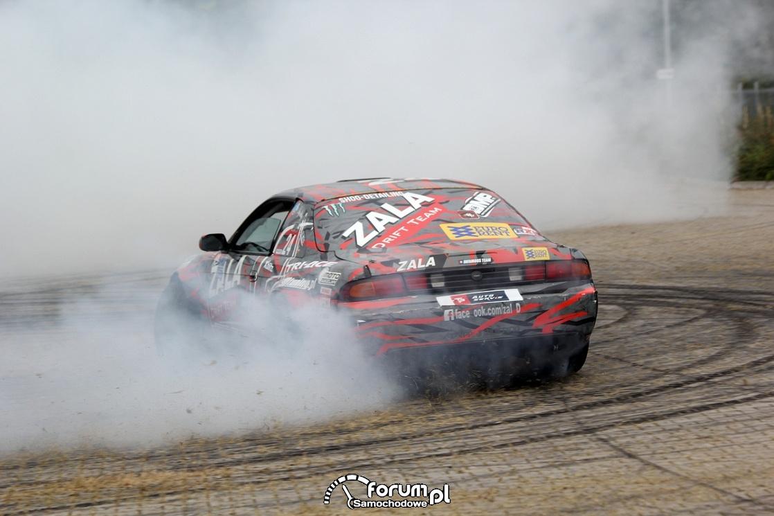 Drift, Nissan s14 2JZ 750HP 900Nm, 4