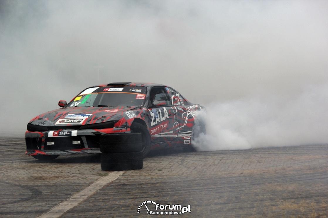 Drift, Nissan s14 2JZ 750HP 900Nm, 5