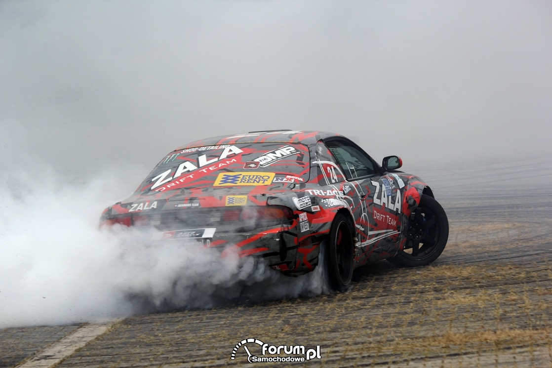 Drift, Nissan s14 2JZ 750HP 900Nm, 6
