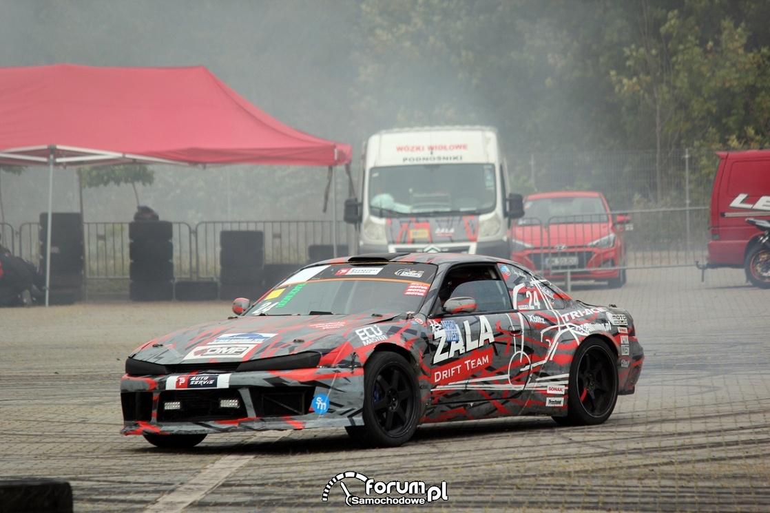 Drift, Nissan s14 2JZ 750HP 900Nm, 9