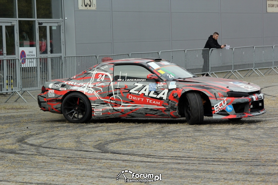 Drift Team ZALA, Nissan s14 2JZ 750HP 900Nm