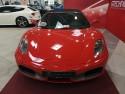 Ferrari 430 Pininfarina, przód