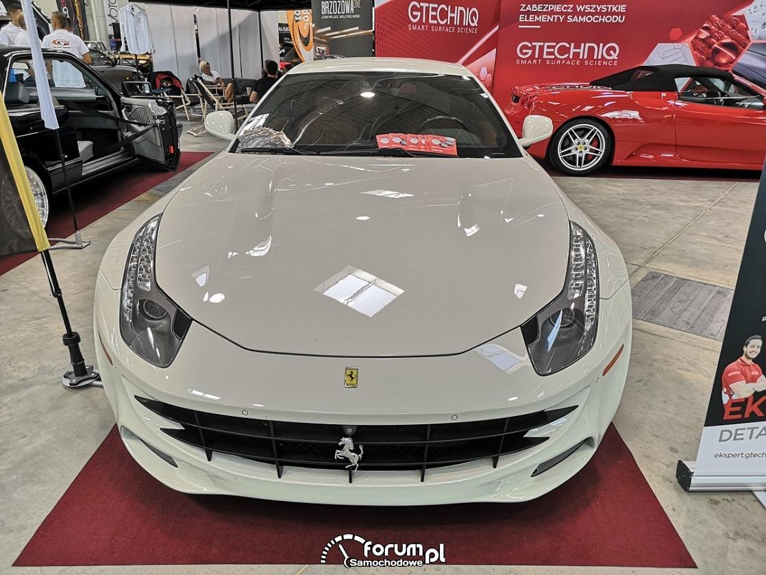 Ferrari FF Pininfarina, przód