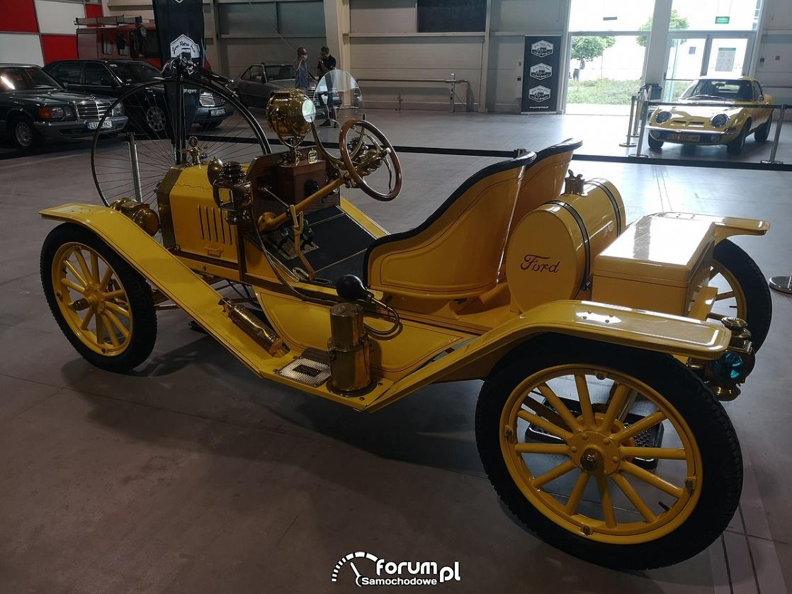 Ford Model T Speedster 1914 rok, bok