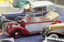 Modele samochodów - zabytkowy kabriolet