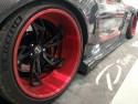 Nissan GTR Rockit, alufelgi 20 cali