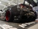 Nissan GTR Rockit, dyfuzor