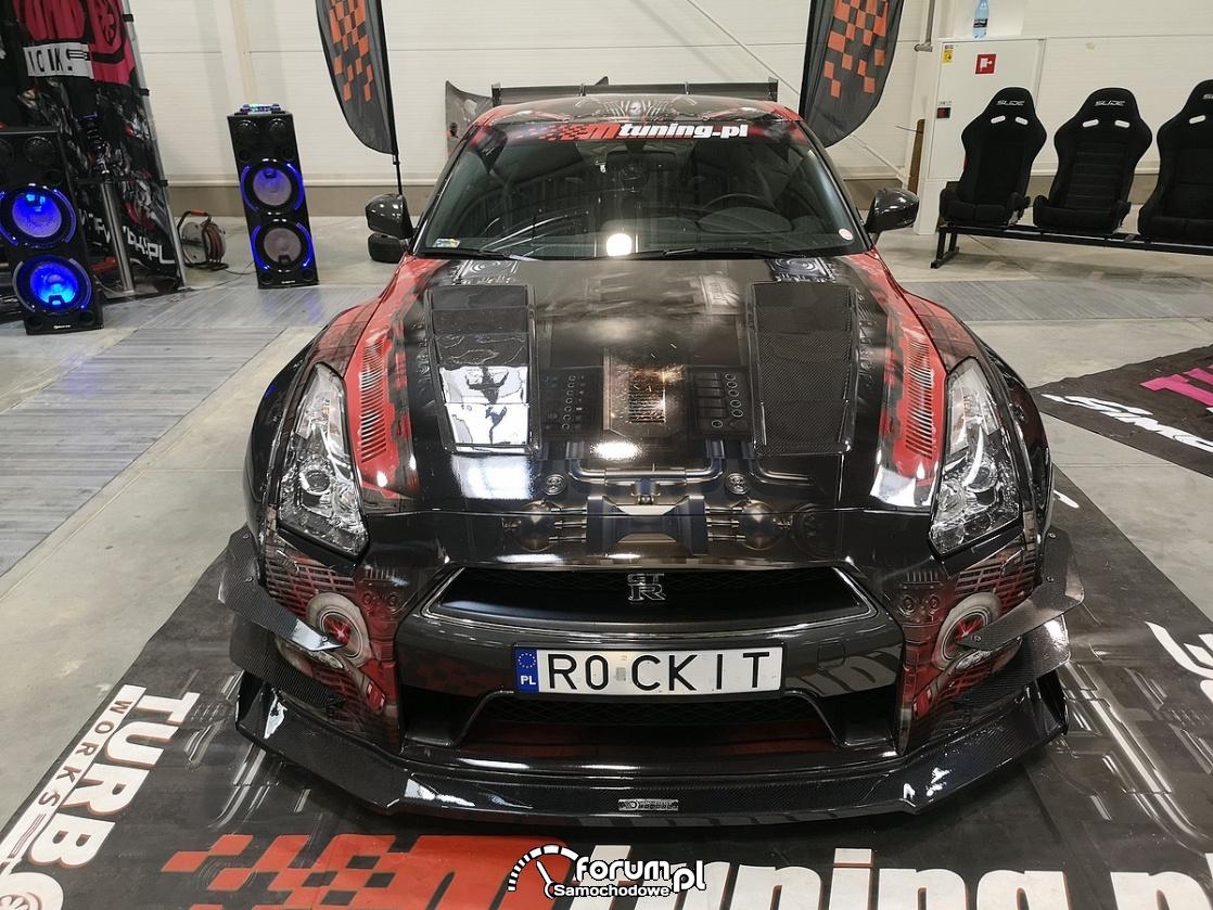 Nissan GTR Rockit, przód