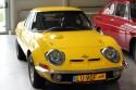 Opel 1900 GT, przód