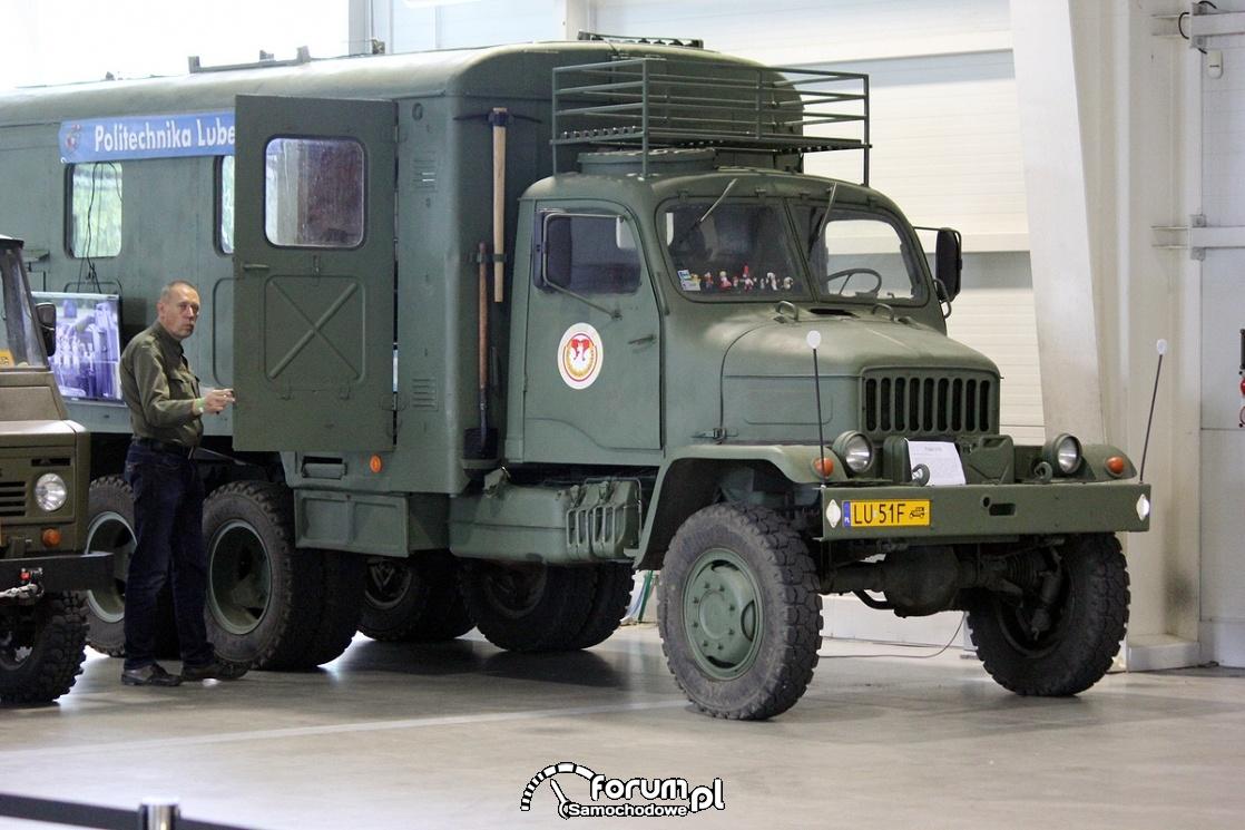 Praga V3S, ciężarówka