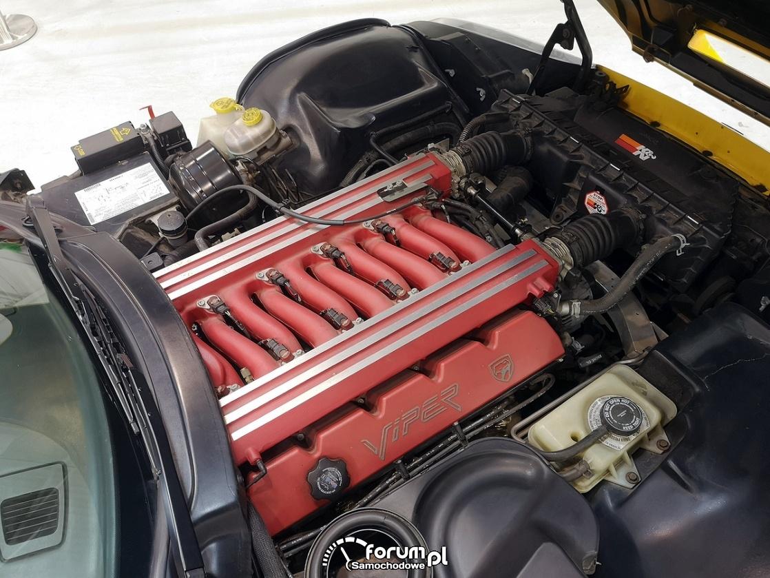 Silnik V10, Dodge Viper