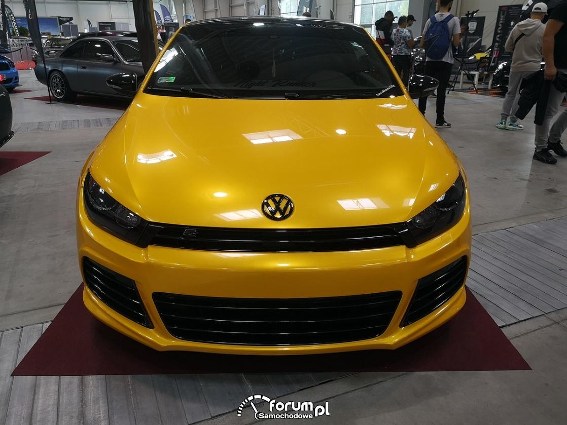 VW Scirocco, przód