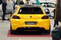 VW Scirocco, tył