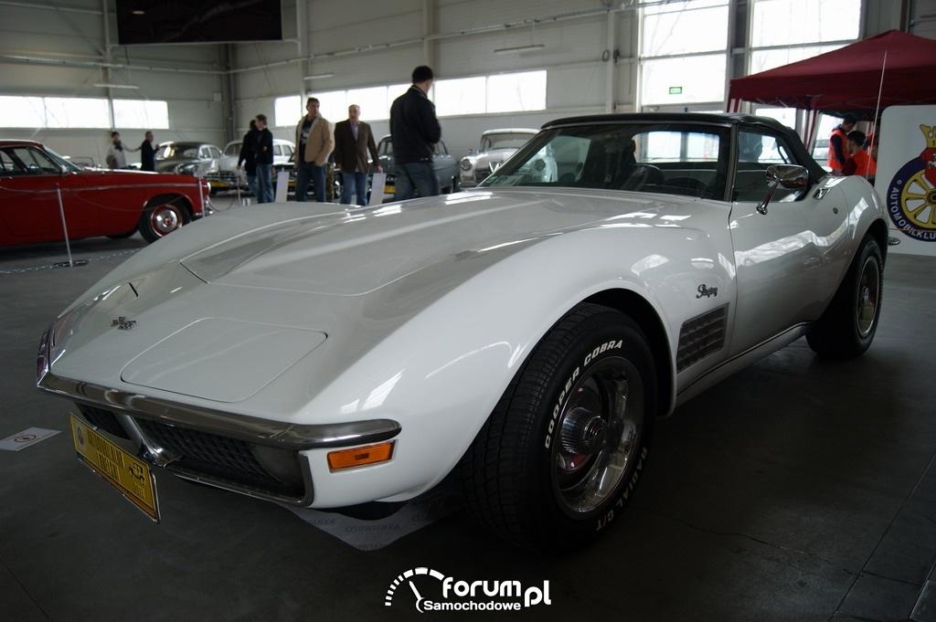 Chevrolet Corvette Convertible, 1972 rok