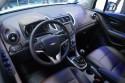 Chevrolet Trax, wnętrze