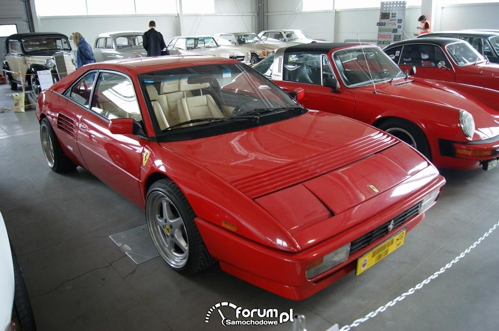 Ferrari MondialT, 1989 rok, przód