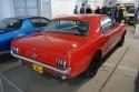 Ford Mustang, 1965 rok, tył