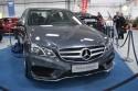Mercedes nowa Klasa E, przód