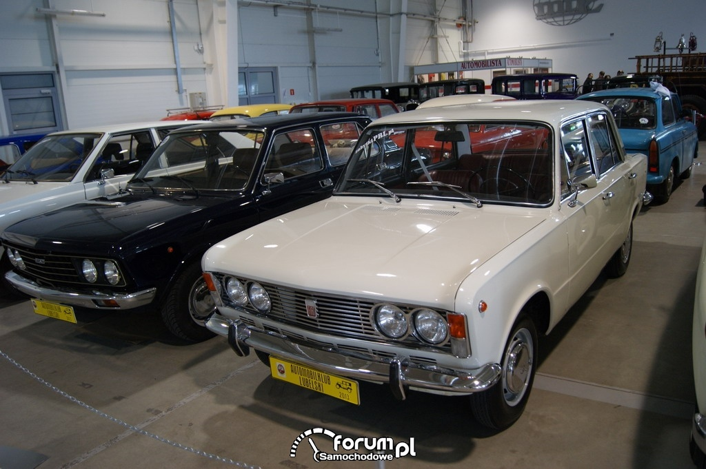 Polski Fiat 125p, 1971 rok