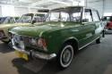 Polski Fiat 125p, 1971 rok, zielony