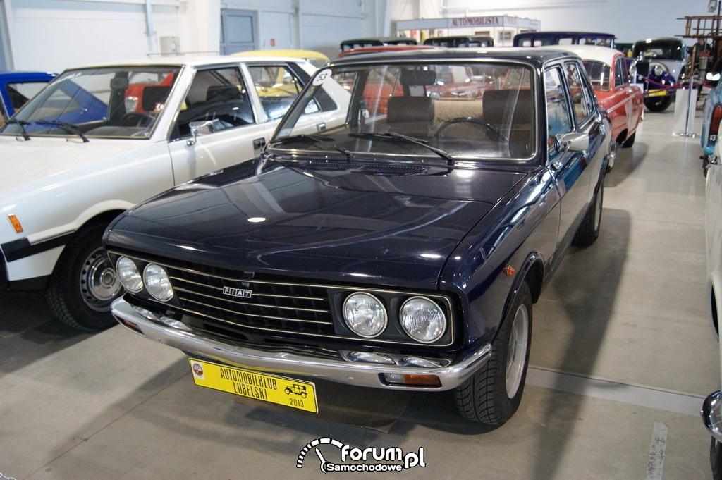 Polski Fiat 125p, 1974 rok