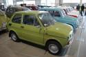 Polski Fiat 126p, 1978 rok, kolor zielony