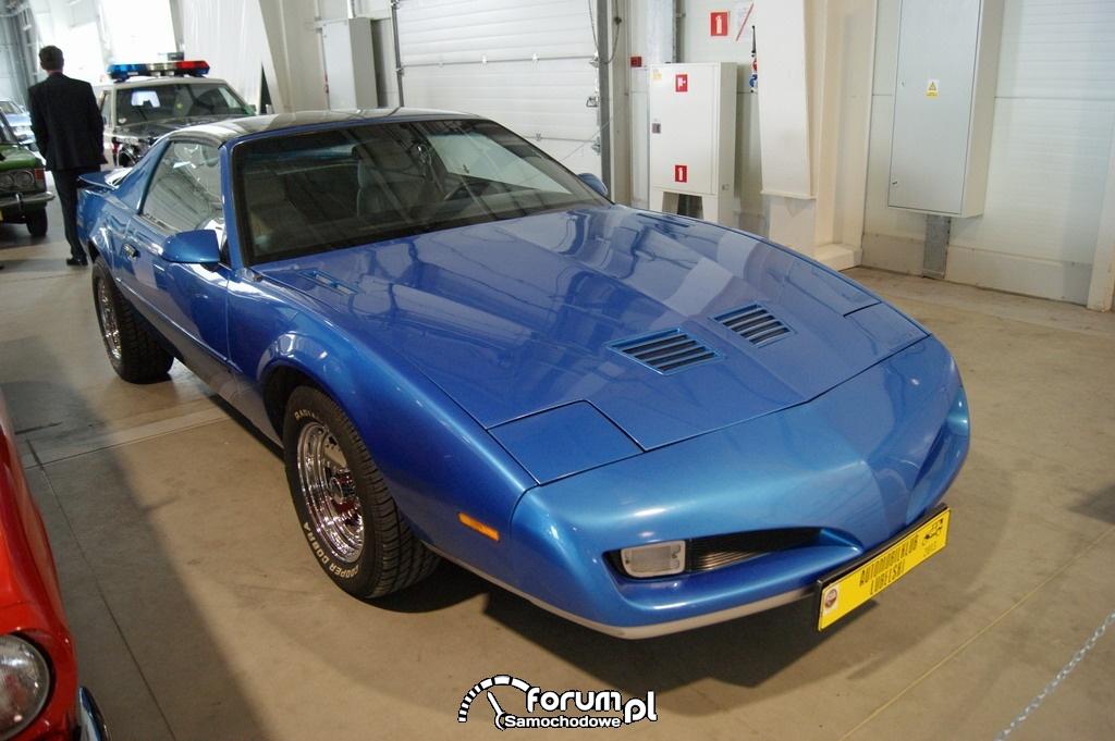 Pontiac Firebird, 1991 rok