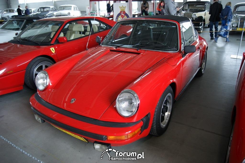 Porsche 911S, 1974 rok